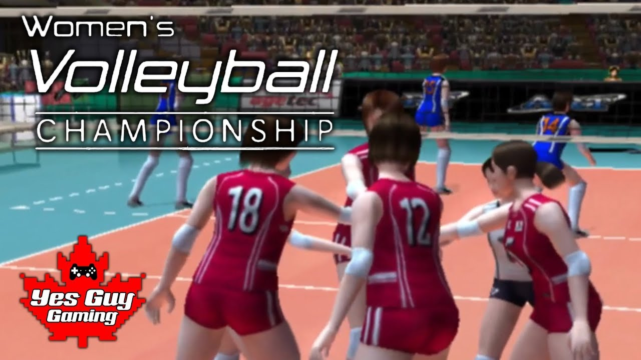 Crushing It Out Of Bounds Women S Volleyball Championship Episode 5 Yes Guy Gaming Youtube