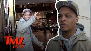 T.I. Wants Nothing To Do With Owning An NFL Team   TMZ TV