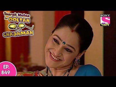 Taarak Mehta Ka Ooltah Chashmah - तारक मेहता - Episode 849 - 20th November, 2017