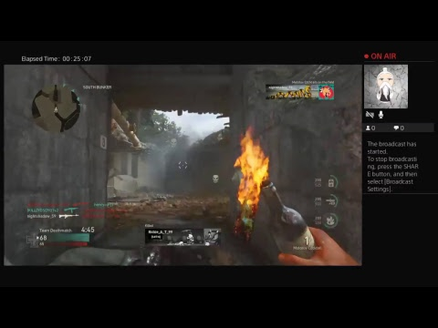 nightshadow_59's broadcasting call of duty ww2