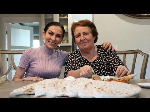 Ժենգյալով Հաց - Տիկին Սիլվայի Տարբերակը - Հեղինե - Heghineh Cooking Vlog #69