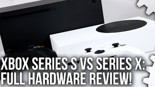 Xbox Series S vs Series X Console Review: Can The Cut-Down Console Cut It?