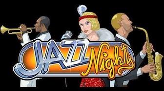 Jazz Nights - neue Merkur Spiele -10 Freispiele
