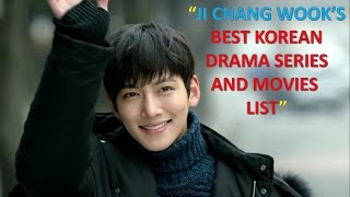 JI CHANG WOOK 'S DRAMA SERIES AND MOVIES LIST (KOREAN)