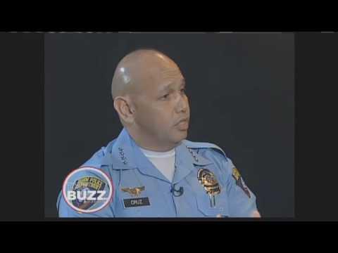 The Buzz TV: Law enforcement on Guam (1 of 2)