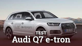 Audi Q7 e-tron (test)