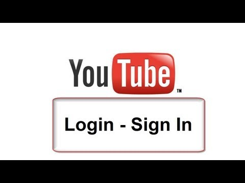 How to sign in Youtube - Login Free & Easy
