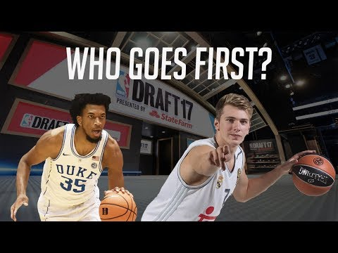 2018 NBA Mock Draft 2.0! New First Pick? Trae Young Slipping?