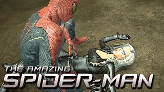The Amazing Spider-Man Gameplay German - Felicia Hardy Boss Fight