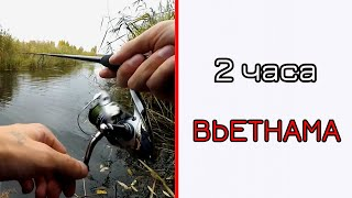 Разведка новых мест. Рыбалка в Беларуси. Ловля щуки.