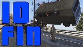 GTA SUPER Epic Fails 3 | ATROPELLOS | Capitulo 10 Fin