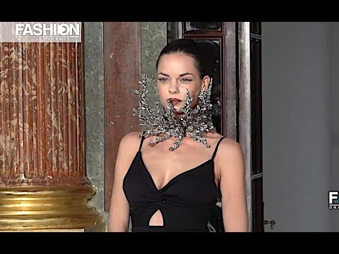 "BAROQCO ""DRAMA"" Haute Couture Spring Summer 2019 Paris – Fashion Channel"