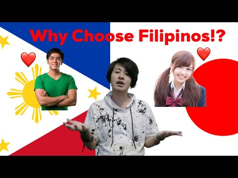 5 Reasons Why Japanese Want to Date and Marry Filipinos