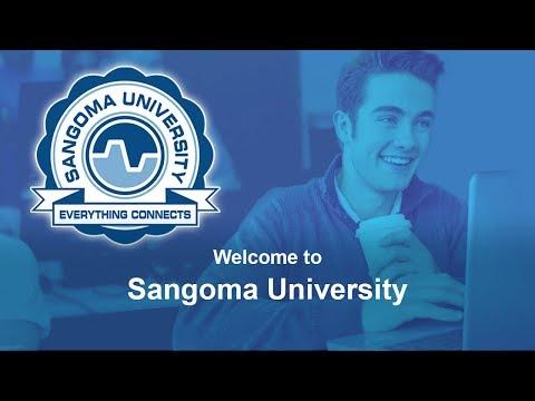 Sangoma University Introduction - YouTube