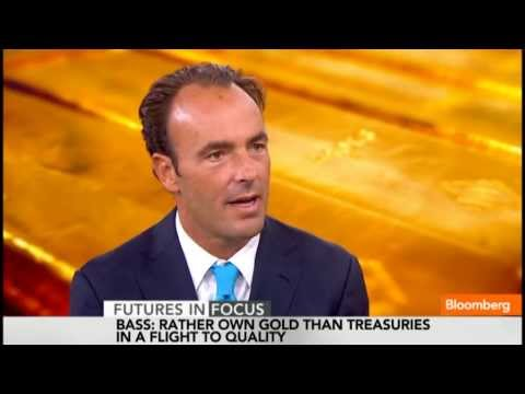 Kyle Bass: I'd Much Rather Own Gold Than Paper