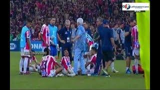 Penales Completo - Atletico Paranaense vs Junior 1-1 - 4-3 - Final Copa Sudamericana 2018