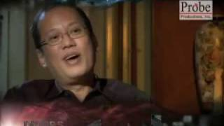 Noynoy Aquino talks about population and reproductive health bill 2010