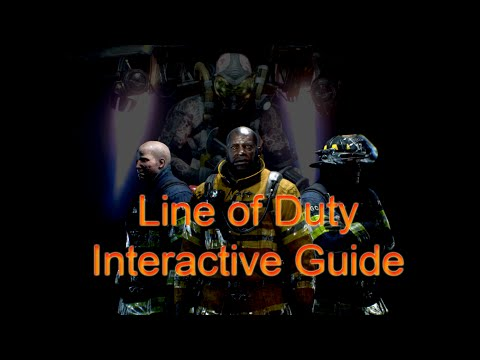 Line of Duty - Interactive Guide - Batman: Arkham Knight