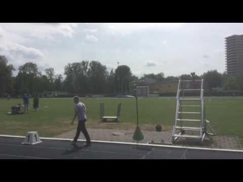 Igor RUTKA - winner Dutch universities championship 400m