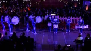 Garey HS Auxiliary & Viking Drumline - Christmas Celebration Concert