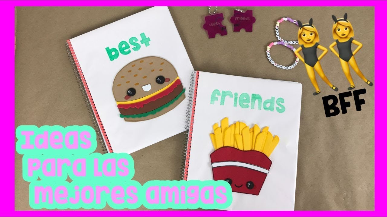 Diy regalos para mejores amigas ideas para mejores - Ideas de regalos originales para amigas ...