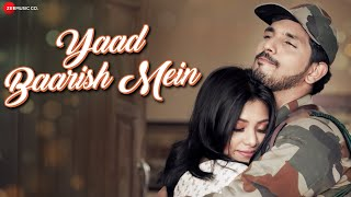 Yaad Baarish Mein - Official Music Video | Baarish | Sonnal Pradhaan | Kanwar Dhillon | Prashant Rai