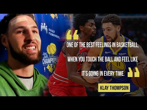 Golden State Warriors' Klay Thompson sets NBA record with 14 3-pointers against Chicago Bulls
