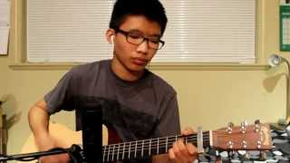 Ed Sheeran - Give Me Love (Guitar Cover) by Colin Lee