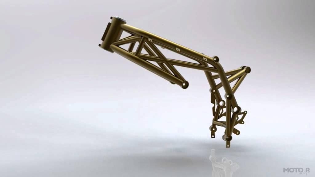 Ducati  Trellis Frame