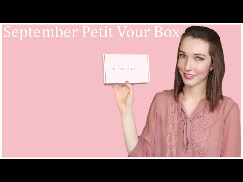 september-2019-petit-vour-unboxing-+-first-impression