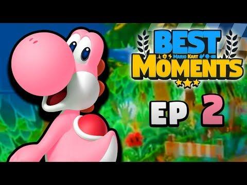 Mario Kart BEST Moments #2