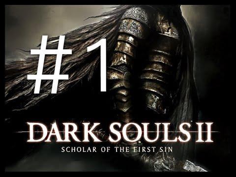 #1 PS4【DARK SOULS2】ダークソウル2 実況プレイ【Funky】
