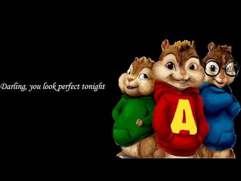 Ed Sheeran   Perfect   Cover Lyrics   The Chipmunks