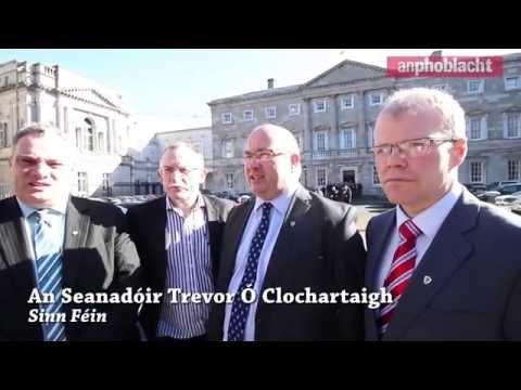 'Triail Cearta Teanga' san Oireachtas chun tacú le 'Stailc Teanga'