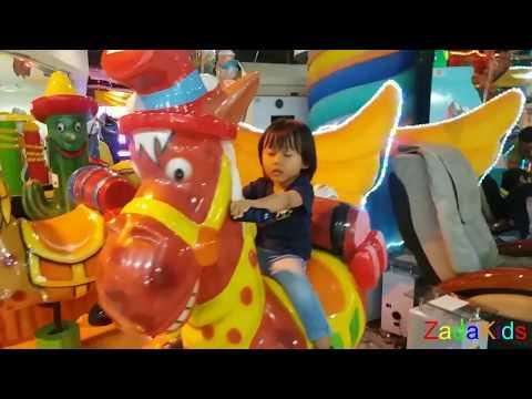 Lagu Anak Susan Ria Enes Cita Citaku - Naik Odong Odong Kuda
