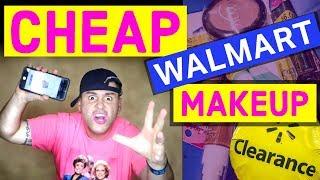 SECRET CHEAP Walmart Makeup // Hidden Clearance!