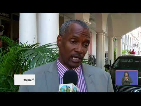 MIN. OF WORKS ON INFRASTRUCTURAL UPGRADES THROUGHOUT THE BAHAMAS