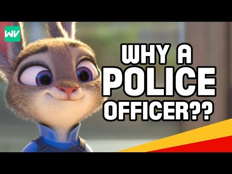 Judy Hopps' Rise To Respected Police Officer (Full Story): Discovering Disney's Zootopia