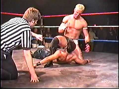Ken Anderson VS Shawn Daivari