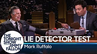 Download Jimmy Grills Mark Ruffalo About Avengers: Endgame with a Lie Detector Test