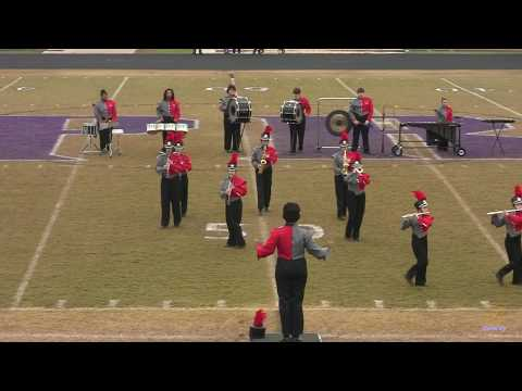 South Stanly High School Marching Band 10/27/2018