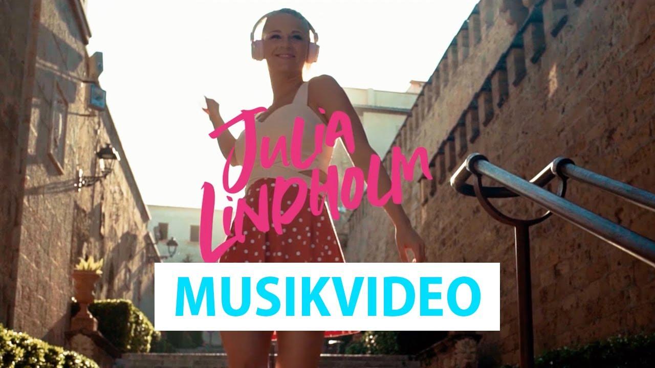 Julia Lindholm - Ich tanze aus der Reihe (Offizielles Video)