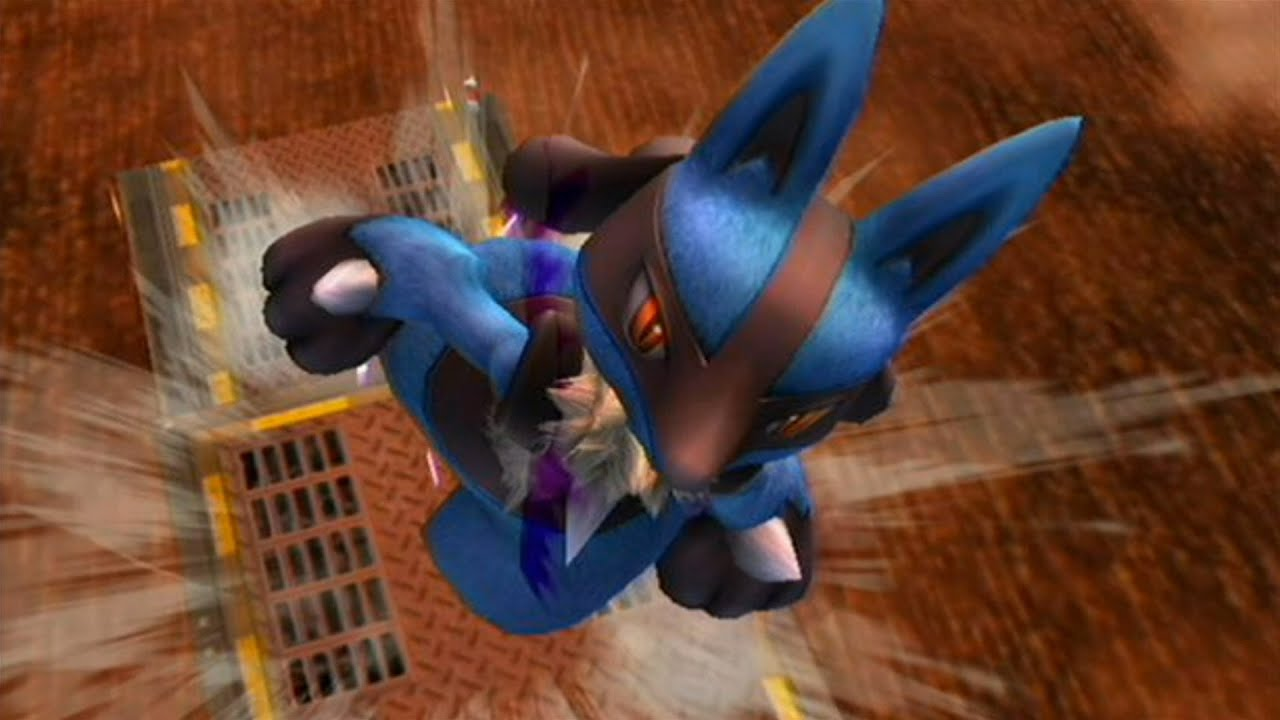 super smash bros brawl classic mode lucario youtube