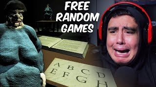 WOULD YOU CHEAT ON YOUR TEST WITH THIS TEACHER WATCHING YOU?! | Free Random Games