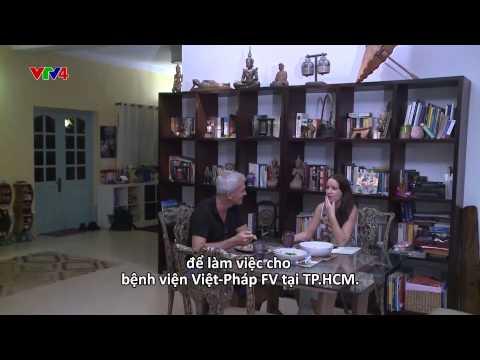 VTV4 Expat Living: A day in Saigon with Claudio Duek