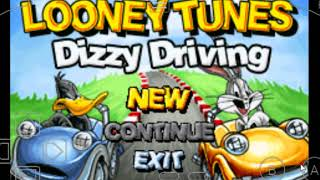 Download Video Looney Tunes Dizzy Driving Game Review MP3 3GP MP4
