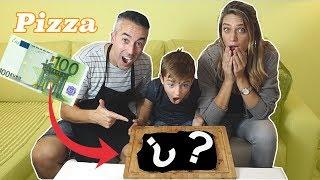 ¡PIZZA DE 100€ CHALLENGE!