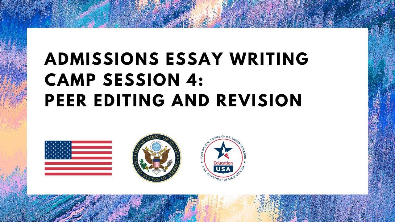 Admission essay editing service guarantee