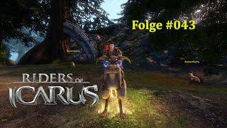 Riders of Icarus   Folge #043   Der zerbrochende Vulkankrater!  Gameplay/Deutsch   PC/1440p