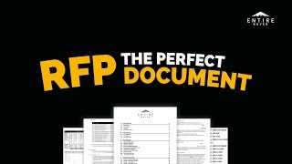 RFP Template - How to Write a